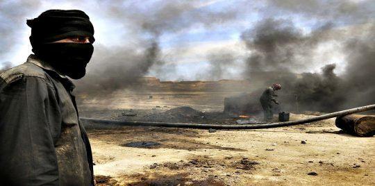 هلاکت مسؤول فروش نفت و گاز داعش در سوریه