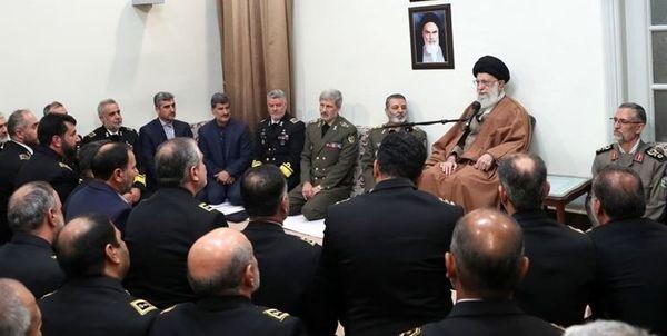 کاری کنید دشمنان حتی جرأت تهدید ملّت ایران را نداشته باشند