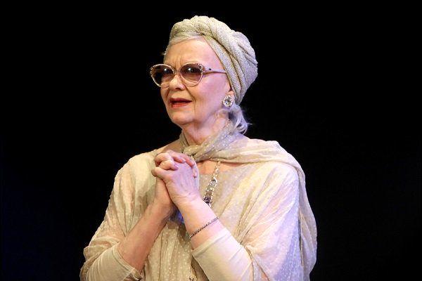 هنرپیشه زن مشهور درگذشت