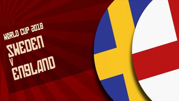 گل اول انگلیس به سوئد+ فیلم