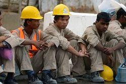 بی توجهی تاریخی فیفا به برده داری در قطر