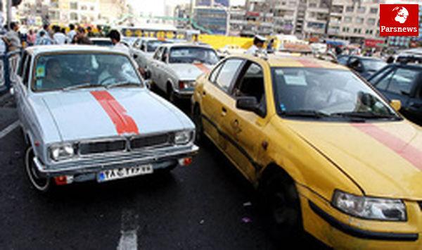 واردات ۱۰۰ هزار خودرو برای تامین تاکسی درصورت تصویب