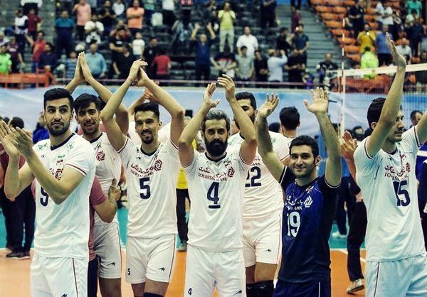 تبریک کنایه دار علی دایی به والیبالیست ها