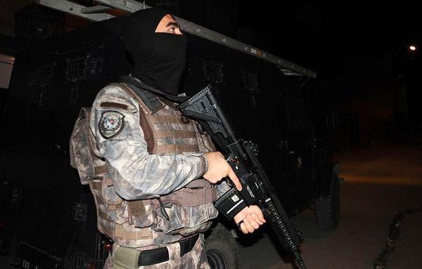 چهار جلاد داعشی در ترکیه دستگیر شدند