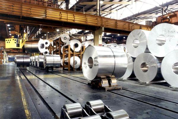 صادرات 358 میلیون دلار محصولات زنجیره آلومینیوم از کشور