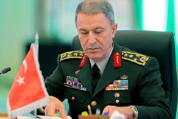 آنکارا: اجازه ایجاد کریدور تروریستی نزدیک مرز ترکیه را نمیدهیم