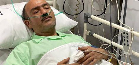 مهران غفوریان سکته کرد | مردم برای مهران غفوریان دعا کنید حال او وخیم است | عمل مهران غفوریان با موفقیت انجام شد