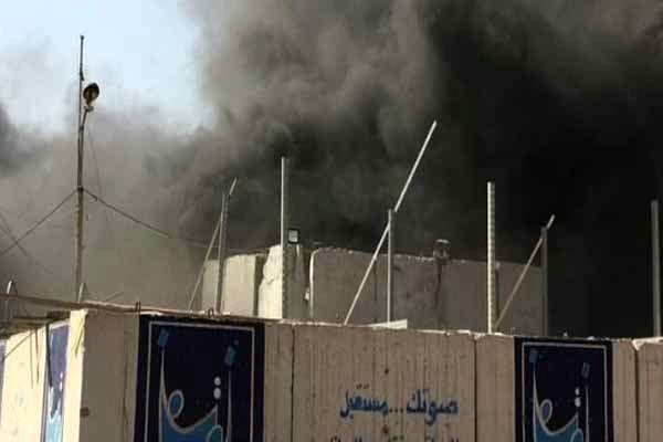 واکنش جریان صدر به آتش سوزی انبارهای نگهداری صندوقهای رای