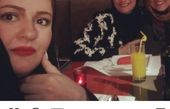 کافه گردی خانم های بازیگر در شب+عکس