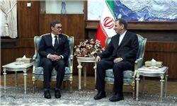معاون اول رییس جمهور با وزیر دفاع افغانستان دیدار و گفتوگو کرد
