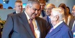 خوشوبش وزرای خارجه بحرین و سوریه برای بعد از ۷ سال