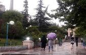 """""""باران"""" تابستانی چند استان کشور را در بر میگیرد"""