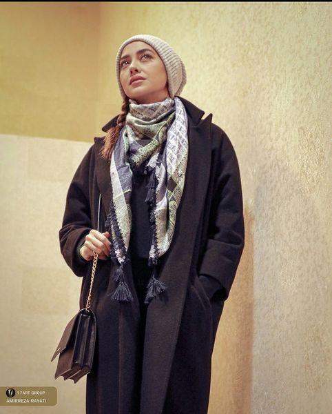 استایل جدید بهاره کیان افشار + عکس