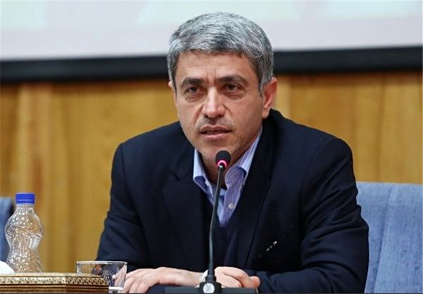 حضور طیبنیا در حاشیه جلسه امروز دولت