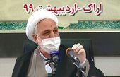 ایران در مدیریت کرونا از کشور های پرمدعا جلوتر است