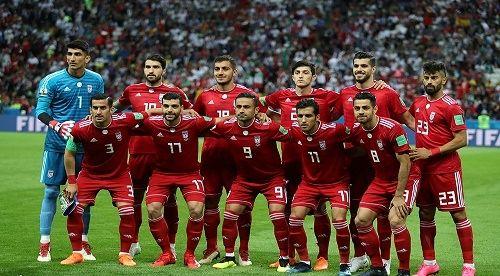 مقایسه حال و روز تیم ملی فوتبال ایران باحریفان آسیایی