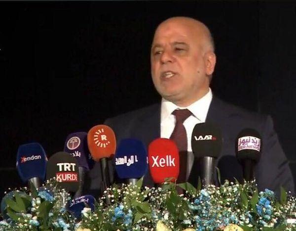 العبادی: مشکل انتخابات در کرکوک با شمارش مجدد دستی آرا حل میشود