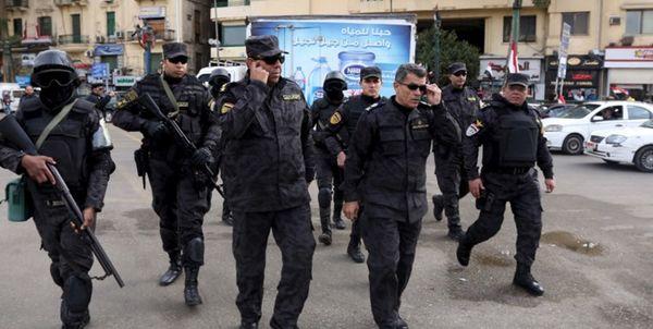 استقرار نیروهای امنیتی در خیابانهای مصر