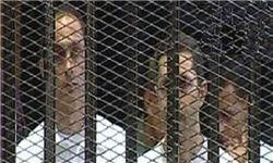 تعویق صدور حکم علیه پسران مبارک و شفیق