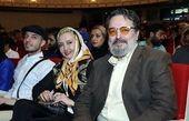 کتایون ریاحی در کنار دو مرد مهم زندگی اش+عکس