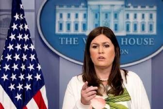 سخنگو و معاون کاخ سفید در آستانه برکناری