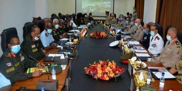 تقویت روابط نظامی سودان با مصر