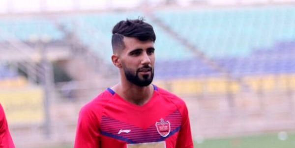 بشار رسن بهترین بازیکن سال 2018 عراق شد+عکس