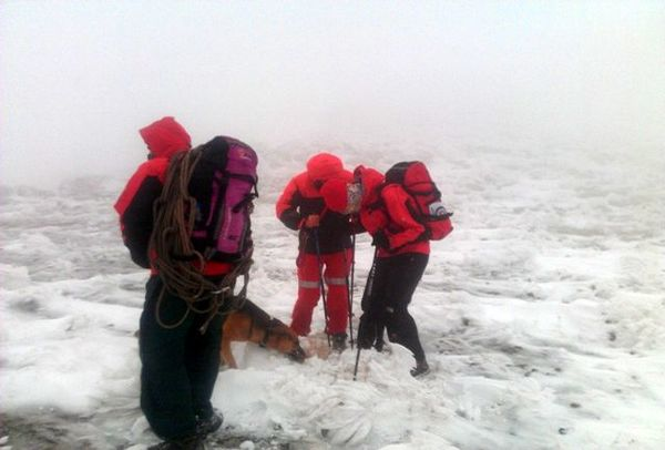نجات ۱۹ کوهنورد گرفتار شده در «کلکچال»