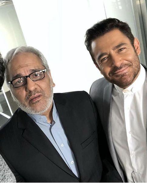 پدر پولدار محمدرضا گلزار + عکس