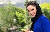 شرایط استراحت در پشت صحنه فیلم های ایرانی؛ بهاره افشاری بالای سینه موبیل! عکس