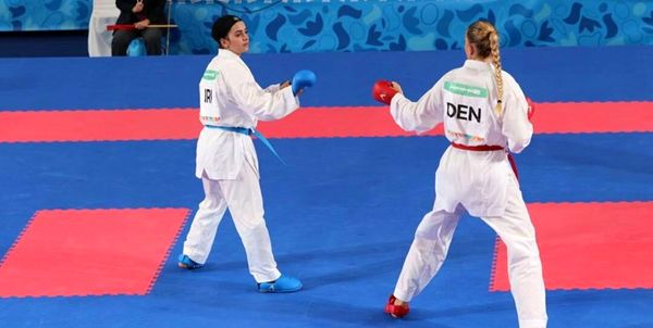 شاگردان خوش سومین مدال المپیک راه کسب کردند