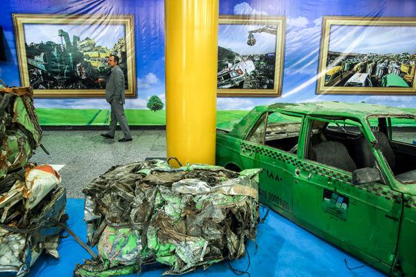 نوسازی تاکسیهای فرسوده؛ طرحی میان زمین و هوا