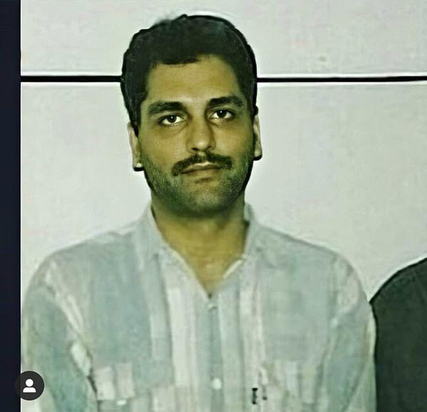 مهران مدیری در جوانی هایش + عکس