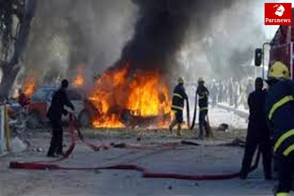 انفجار خودروی بمبگذاری شده در جنوب بغداد