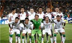 ترکیب تیم ملی ایران مقابل لبنان