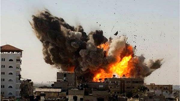 انفجار در نزدیکی یک پایگاه نظامی در سوریه