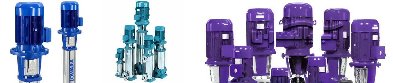 پمپ فشار قوی تصفیه آب صنعتی ro