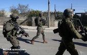 زخمی شدن یک جوان فلسطینی در تیراندازی نظامیان صهیونیست