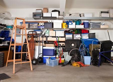 ترفند های برای سازماندهی انباری خانه