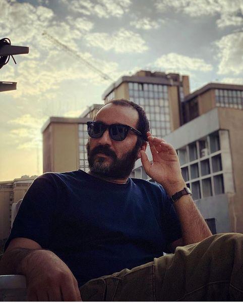 عکس جدید سجاد افشاریان در هوای تابستانی
