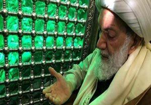 رهبر نهضت اسلامی بحرین به عراق رفت