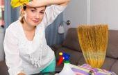 کدام کار خانه برای زنان باردار خطرناک است؟