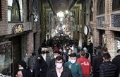 بازار تهران در روزهای هشدار کرونایی
