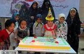 جشن تولد فرزندان شهدای فاطمیون