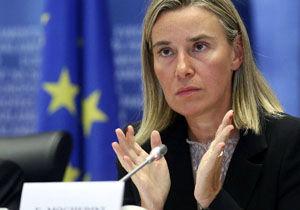 درخواست اتحادیه اروپا از ترکیه برای خودداری از اقدام نظامی یکجانبه در سوریه