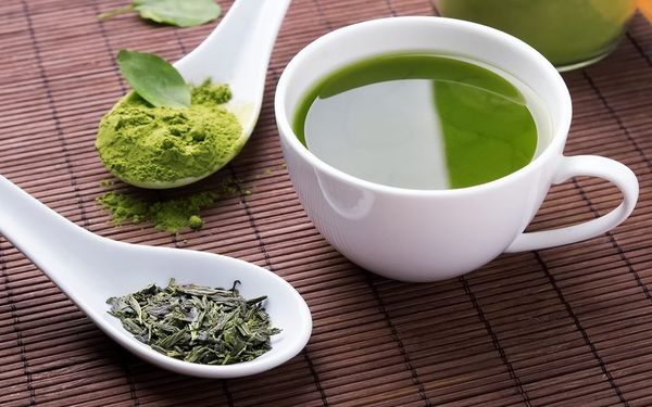 زمان طلایی برای خوردن چای سبز