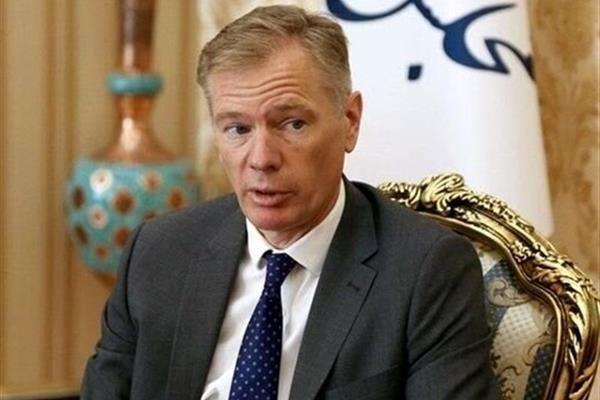 سفیر انگلیس از ایران خارج شد