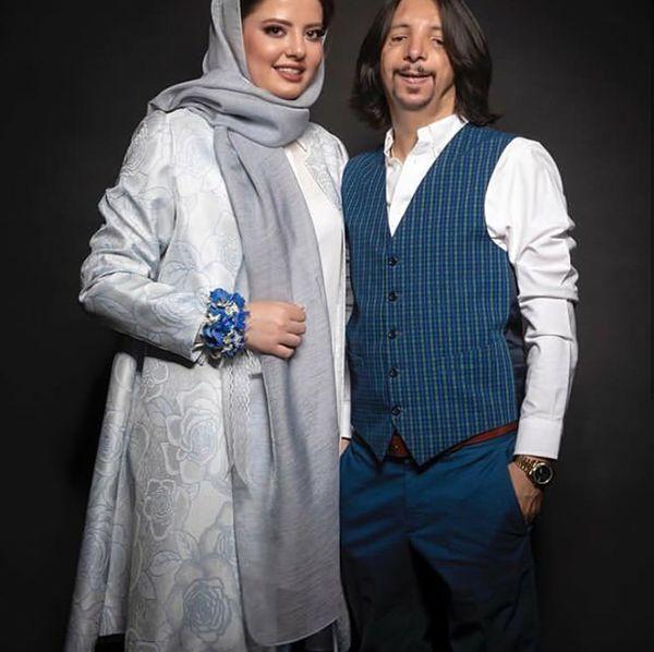 عکس زوج معروف ماه عسل