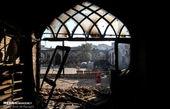 جزییات تازه از حریق مسجد جامع ساری