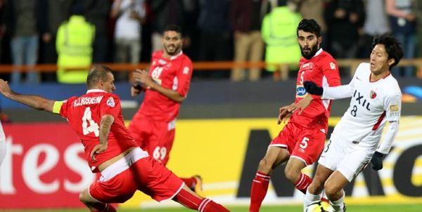 قهرمانی کاشیما در سایت AFC بازتاب داشت+عکس